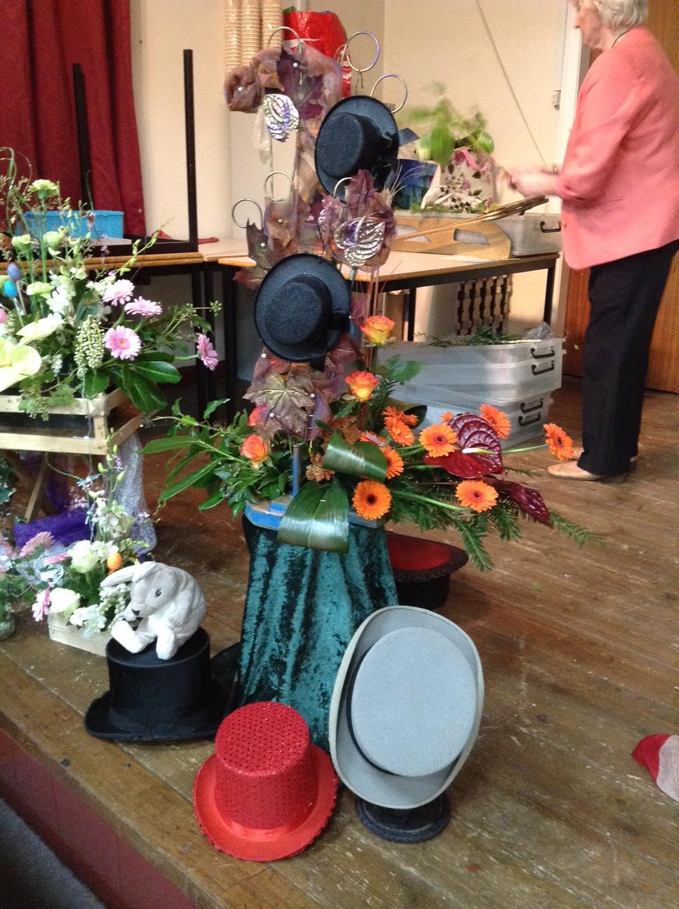 Weardale Garden & Flower Club 2017